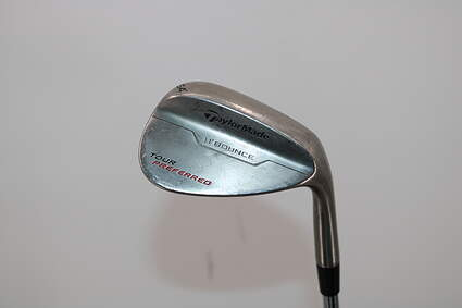 TaylorMade 2014 Tour Preferred Bounce Wedge Sand SW 54° 11 Deg Bounce Stock Steel Shaft Steel Wedge Flex Right Handed 36.0in