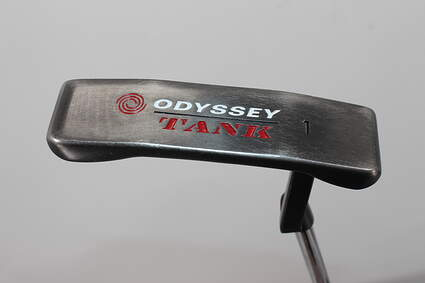 Odyssey Works Tank Cruiser 1 Putter Steel Right Handed 38.0in