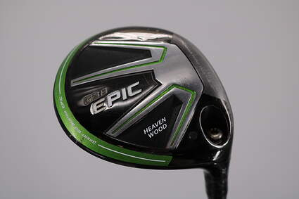Callaway GBB Epic Fairway Wood 7 Wood 7W 20° Project X HZRDUS Red 65 5.5 Graphite Stiff Right Handed 43.0in