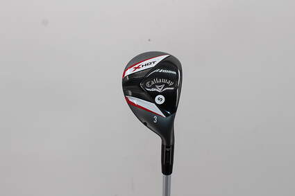 Callaway 2013 X Hot Hybrid 3 Hybrid 19° Project X PXv Graphite Stiff Right Handed 41.0in