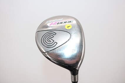 Cleveland Hibore Womens Series Fairway Wood 3 Wood 3W 15° Stock Graphite Shaft Graphite Stiff Right Handed 43.0in