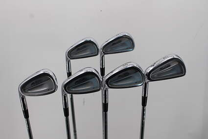 Mizuno MP 57 Iron Set 5-PW True Temper Dynamic Gold S300 Steel Stiff Left Handed 38.0in
