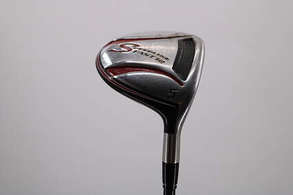 Adams Fast 12 Fairway Wood 5 Wood 5W 18° Adams Grafalloy Speedline Graphite Stiff Right Handed 42.5in