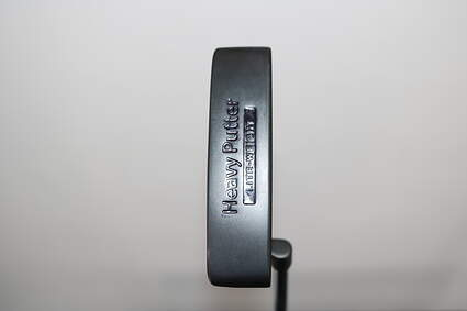 Heavy Putter Q2-L Putter Slight Arc Steel Right Handed 32.75in