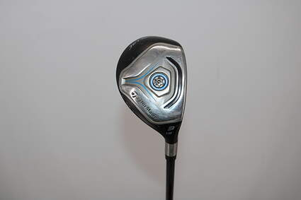 TaylorMade Jetspeed Fairway Wood 3 Wood 3W 19° TM Matrix VeloxT 75 Graphite Stiff Right Handed 41.25in
