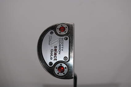 Titleist Scotty Cameron Select GoLo Putter Steel Right Handed 33.5in