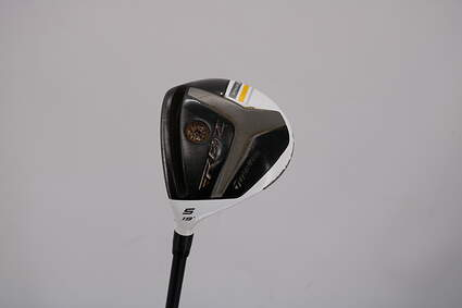 TaylorMade RocketBallz Stage 2 Fairway Wood 5 Wood 5W 19° TM Matrix RocketFuel 60 Graphite Senior Left Handed 43.0in