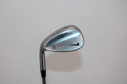 Tour Issue Nike SV Tour Chrome Wedge Lob LW 60° 10 Deg Bounce T Grind True Temper Dynamic Gold S400 Steel Stiff 35.0in