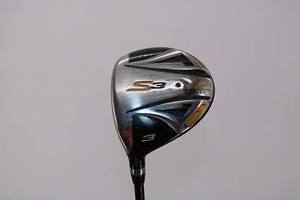 Cobra S3 Fairway Wood 3 Wood 3W Cobra Fujikura Blur TX 006 Graphite Regular Left Handed 43.5in