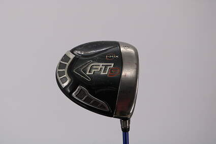 Callaway FT-9 Driver 9.5° Grafalloy prolaunch blue Graphite Stiff Right Handed 44.75in