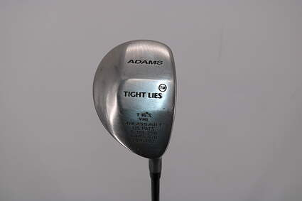 Adams Tight Lies Fairway Wood 3 Wood 3W 16° Stock Graphite Shaft Graphite Regular Right Handed 41.75in