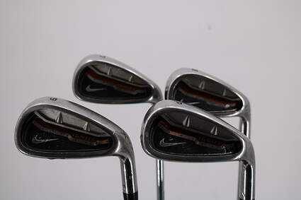Nike Ignite Iron Set 7-PW Stock Steel Shaft Steel Uniflex Right Handed 37.0in