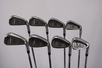 TaylorMade 360 XD Iron Set 5-PW Stock Steel Shaft Steel Stiff Right Handed 38.0in