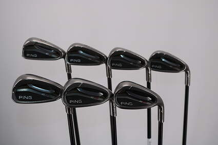 Ping G25 Iron Set 5-PW SW Ping TFC 189i Graphite Regular Right Handed 39.0in