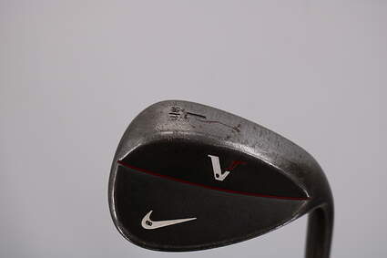 Nike Victory Red Forged Chrome Wedge Lob LW 58° 10 Deg Bounce Stock Steel Shaft Steel Regular Right Handed 35.0in