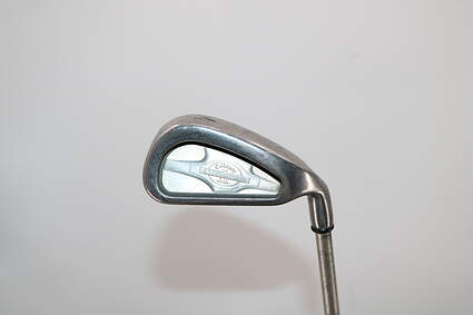 Callaway X-14 Single Iron 4 Iron Graphite Ladies Right Handed 38.75in