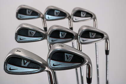 Nike Victory Red Pro Cavity Iron Set 4-PW GW True Temper Dynamic Gold S300 Steel Stiff Right Handed 38.0in