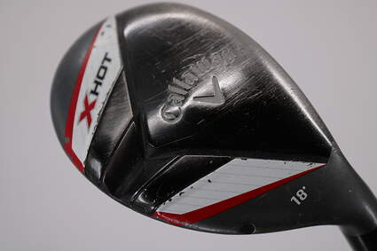 Callaway 2013 X Hot Hybrid 3 Hybrid 18° Project X Pxi 5.5 Graphite 5.5 Right Handed 41.0in