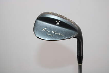 Cleveland 900 Form Forged RTG Wedge Sand SW 56° Stock Steel Shaft Steel Wedge Flex Right Handed 35.5in