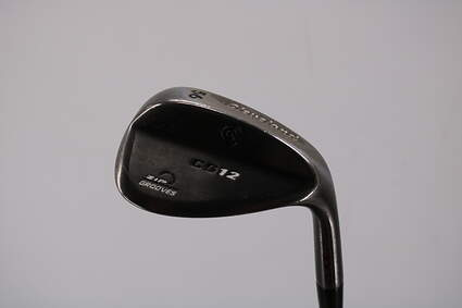 Cleveland CG12 Black Pearl Wedge Sand SW 56° Stock Steel Shaft Steel Wedge Flex Right Handed 35.5in