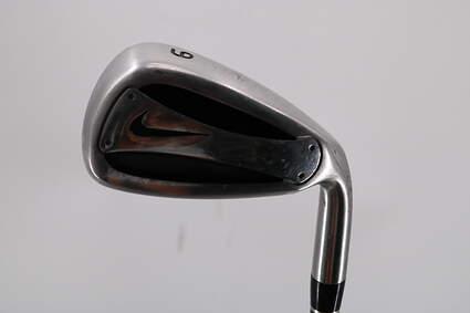 Nike Slingshot Single Iron 9 Iron Stock Graphite Shaft Graphite Regular Right Handed 36.5in