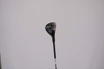 Cobra Bio Cell Blue Hybrid 3 Hybrid 19° Cobra Bio Cell Hybrid Graphite Stiff Right Handed 41.25in