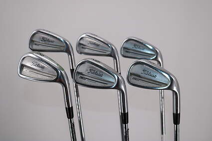 Titleist 714 CB Iron Set 5-PW FST KBS Tour Steel Regular Right Handed 38.0in