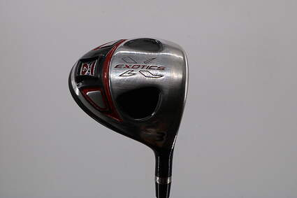 Tour Edge Exotics XCG4 Fairway Wood 3 Wood 3W 15° Cobra Fit-On Max 65 Graphite Regular Right Handed 42.75in
