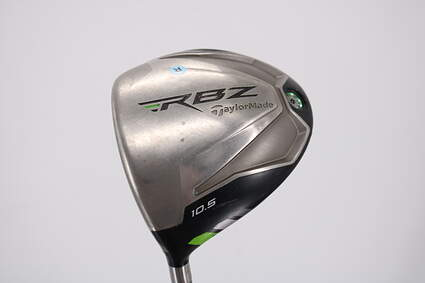 TaylorMade RocketBallz Driver 10.5° Stock Graphite Shaft Graphite Regular Left Handed 45.5in