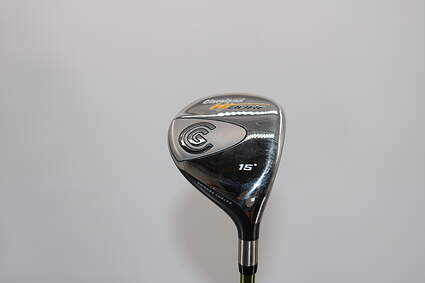 Cleveland Hibore Fairway Wood 3 Wood 3W 15° Aldila NV 65 Graphite Stiff Right Handed 43.25in