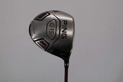 Ping G15 Driver 9° Ping TFC 149D Graphite Stiff Right Handed 45.0in