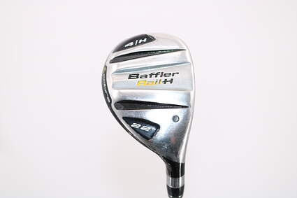 Cobra Baffler Rail H Hybrid 4 Hybrid 22° Cobra Motore Baffler Rail-H Graphite Stiff Right Handed 40.25in
