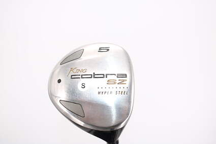 Cobra SZ Fairway Wood 7 Wood 7W 18° Cobra Aldila HM Tour Graphite Stiff Right Handed 42.25in