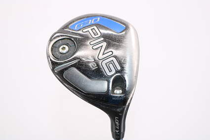 Ping G30 Fairway Wood 7 Wood 7W 21° Ping TFC 419F Graphite Senior Right Handed 41.75in