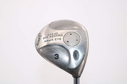 Callaway Hawkeye Fairway Wood 3 Wood 3W 15° Hawkeye Gems UL Graphite Regular Right Handed 44.0in