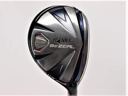 Honma BeZEAL 535 Hybrid 3 Hybrid 19° Vizard 43 Graphite Regular Right Handed 41.0in