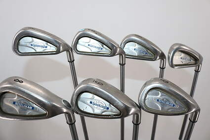 Callaway X-14 Iron Set 4-9 Iron Stock Graphite Shaft Graphite Regular Right Handed 38.0in