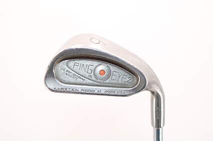 Ping Eye 2 Single Iron 6 Iron 26° Stock Steel Shaft Steel Regular Right Handed Orange Dot 37.0in