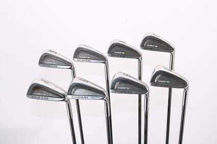 Cobra Baffler Blade Iron Set 3-PW Stock Graphite Shaft Graphite Senior Right Handed 38.75in