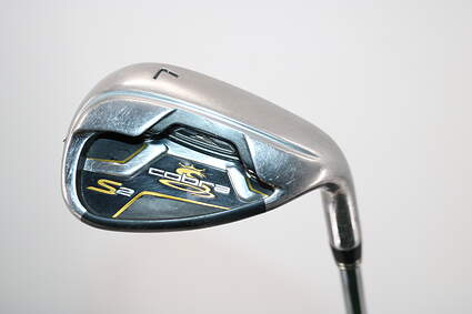 Cobra S2 Wedge Lob LW Nippon NS Pro 1030H Steel Stiff Right Handed 35.5in