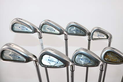 Callaway X-14 Iron Set 3-PW Stock Graphite Shaft Graphite Regular Right Handed 38.0in