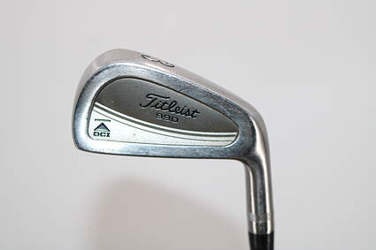Titleist DCI 990 Single Iron 3 Iron Stock Steel Shaft Steel Regular Right Handed 38.75in