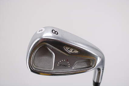 TaylorMade Rac LT Single Iron 8 Iron TM LT 85 Graphite Stiff Right Handed 37.5in