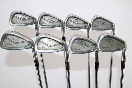 Cobra King Cobra Oversize Senior Iron Set 3-PW Stock Steel Shaft Steel Regular Right Handed 38.0in
