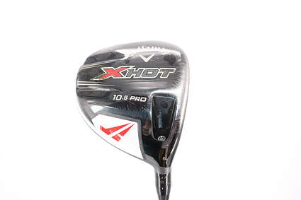 Callaway 2013 X Hot Driver 10.5° Project X Pxi 5.5 Graphite Regular Right Handed 45.75in