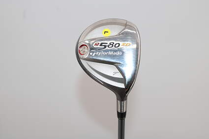 TaylorMade R580 XD Fairway Wood 7 Wood 7W 22° Stock Graphite Shaft Graphite Ladies Right Handed 41.0in