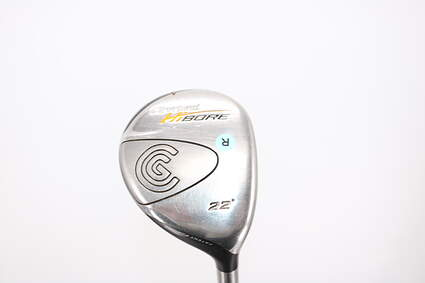 Cleveland Hibore Fairway Wood 3 Wood 3W 22° Stock Graphite Shaft Graphite Regular Right Handed 42.25in