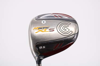 Cleveland Hibore XLS Driver 9.5° Stock Graphite Shaft Graphite Stiff Left Handed 45.0in