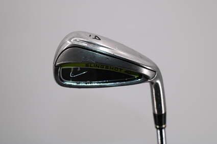 Nike Slingshot 4D Single Iron 4 Iron True Temper Speed Step 85 Steel Regular Right Handed 38.75in