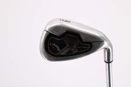 Callaway X-18 Pro Series Single Iron 9 Iron 41° Project X Rifle Steel Stiff Right Handed 37.5in